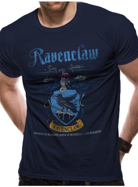 Camiseta Ravenclaw Quidditch para adulto - Harry Potter