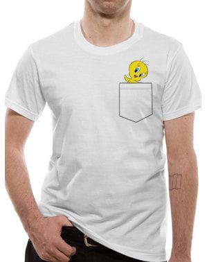 Футболка Tweety Pocket для дорослих - Looney Tunes