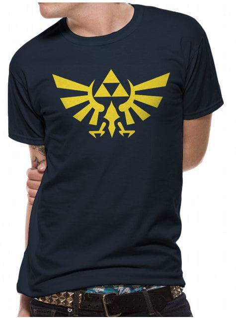 T-shirt de The Legend of Zelda Hyrule para homem