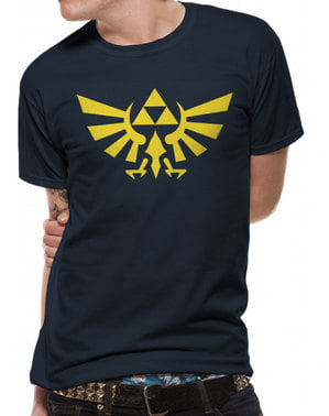 T-shirt Hyrule untuk dewasa - The Legend of Zelda