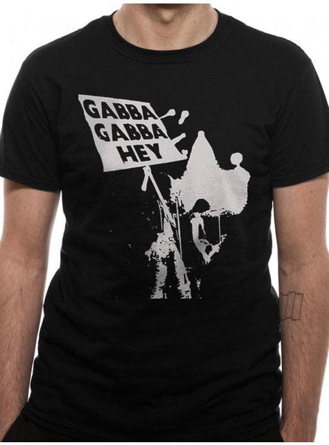 T-shirt Ramones Gabba homme