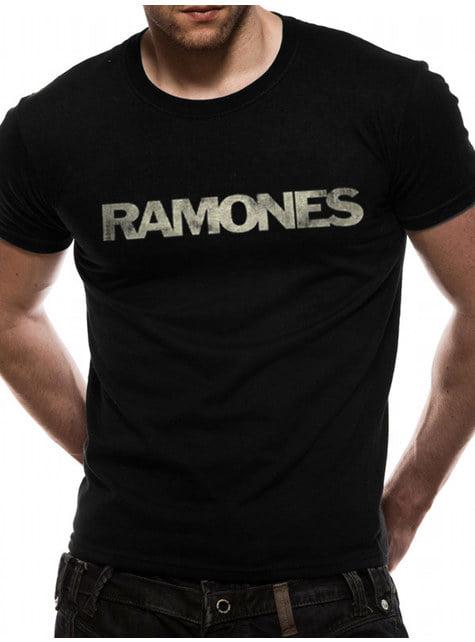 Camiseta Ramones Logo para adulto Unisex