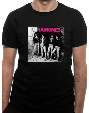 Tričko pro muže Ramones Rocket to Russia