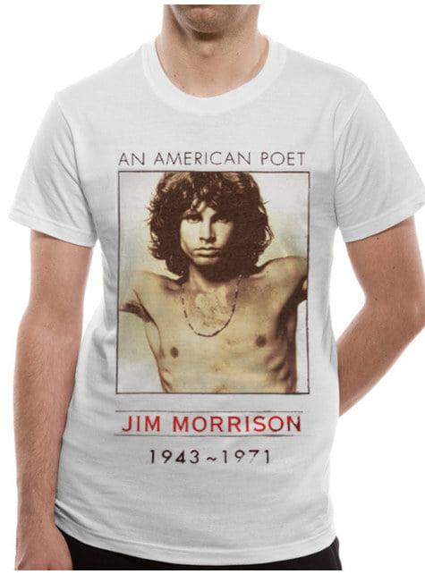 The Doors American Poet T-Shirt für Herren