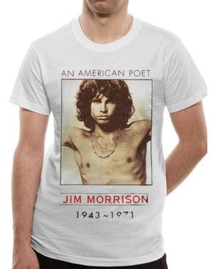 T-shirt The Doors American Poet homme
