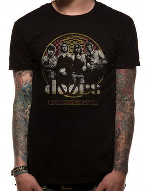 Camiseta The Doors California para hombre