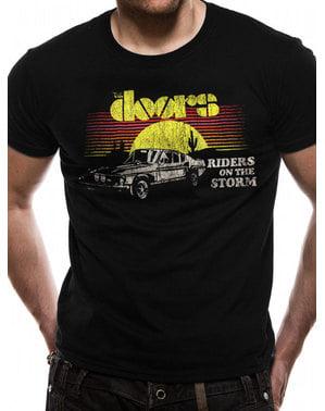 Tricou The Doors Riders Car pentru bărbat