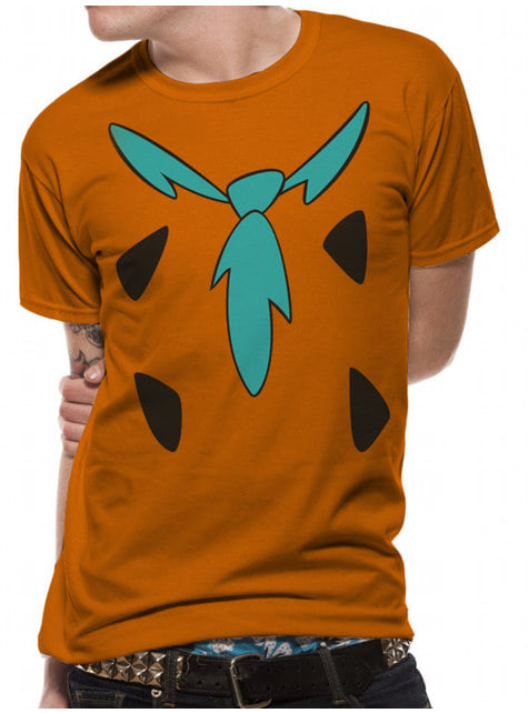Fred Flintstone T-Shirt for Men - The Flintstones