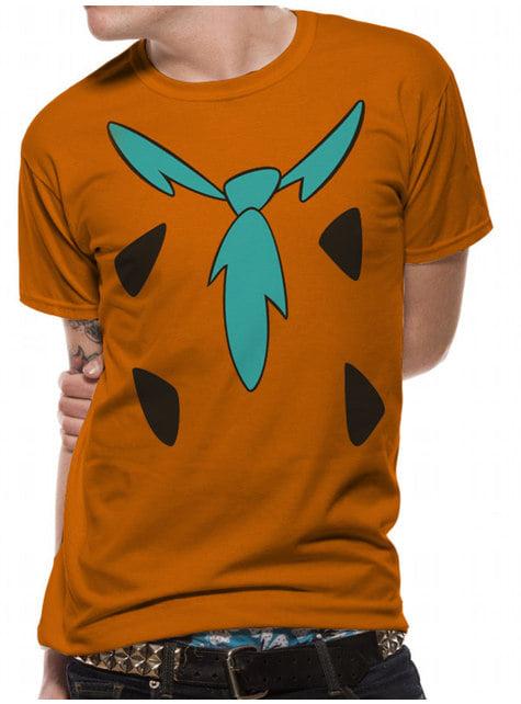 Fred Flintstone T-Skjorte til Menn - The Flintstones