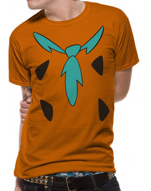 Fred Costume T-shirt για ενήλικες - The Flintstones