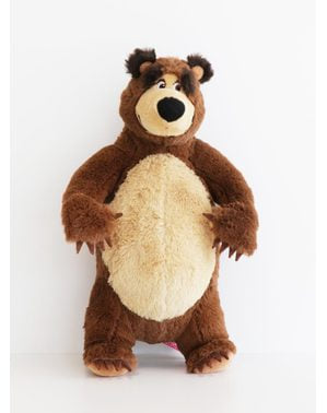 Pluschbär - Mascha und der Bär