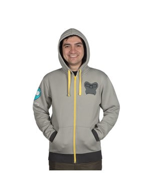 Ultimate Winston hoodie za muškarce - Overwatch