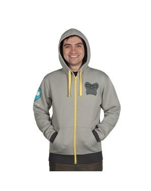 Ultimate Winston hoodie til mænd - Overwatch