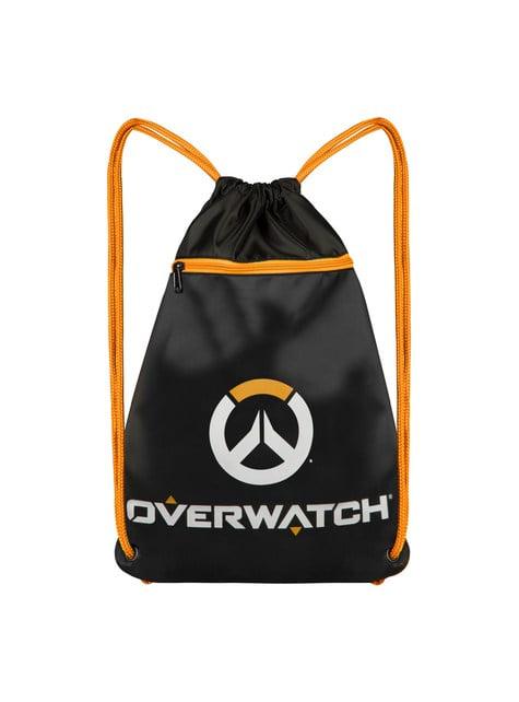 Mochila saco Cinch Bag - Overwatch