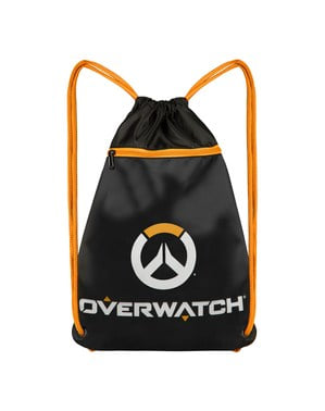 Чанта за раница с ролка Cinch Bag - Overwatch