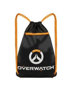 Plecak worek z logo gry - Overwatch