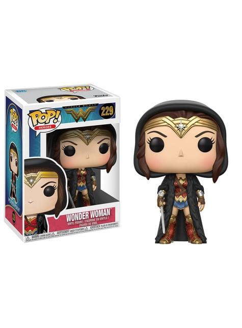 Funko POP! Wonder Woman con capa