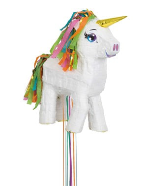 Piñata enhörning 3D