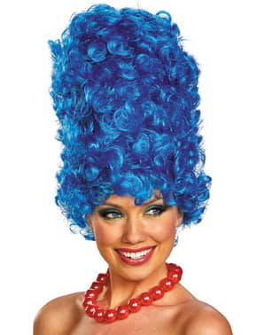 Deluxe Marge Simpson Wig