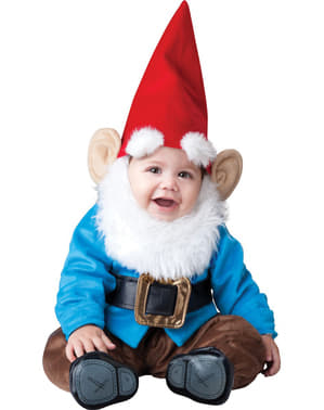 Little Garden Gnome Baby Costume
