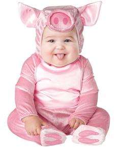 Costume da porcellino rosa per bebè ... 5ddfc778799