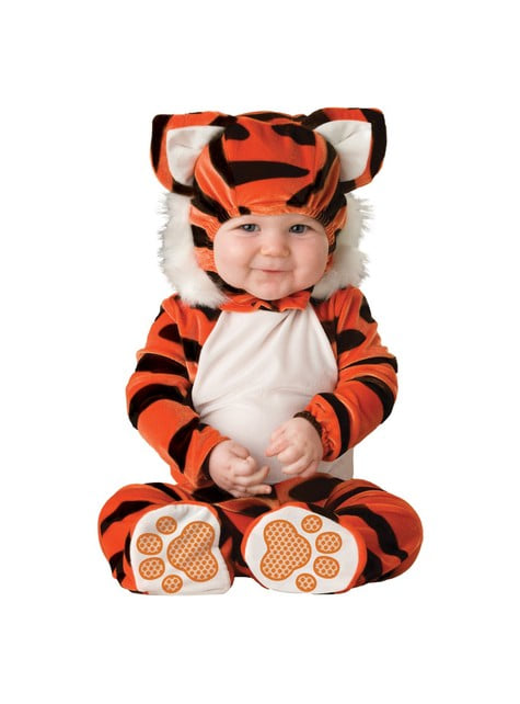 Little Tiger Baby Costume