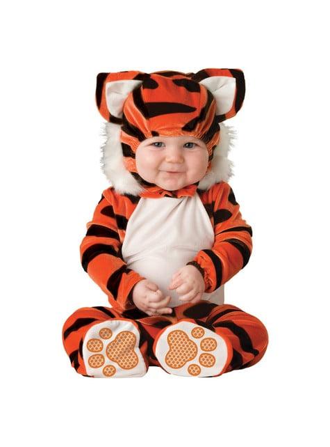 Söt Tiger Maskeraddräkt Baby