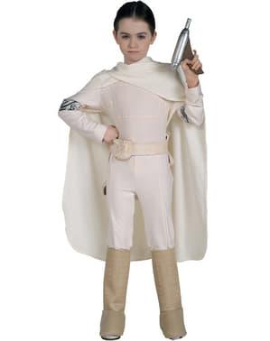 Луксозен детски костюм на кралица Падме Амидала