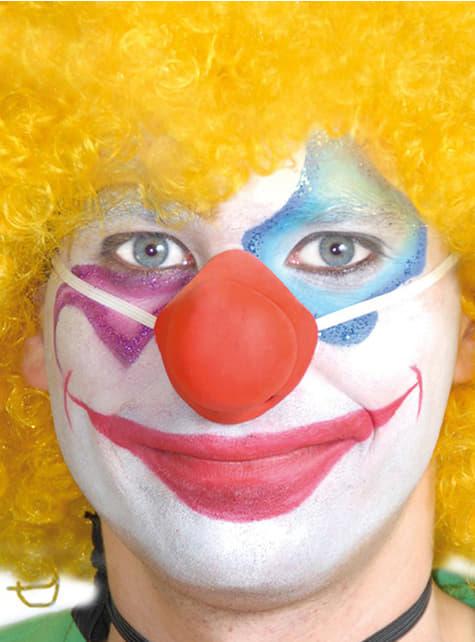 Clown Nase aus Latex