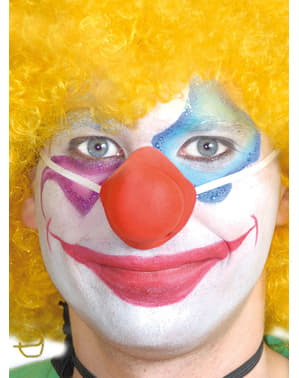 Clownsneus van latex