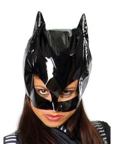 Maschera da donna gatto