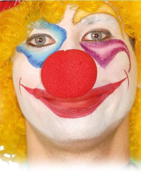 Червоний ніс клоуна