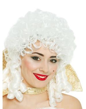 Peruk Marie Antoinette klassisk