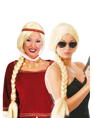 Parochňa blond s copom