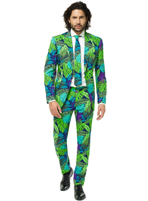 Fato selva tropical - Opposuits