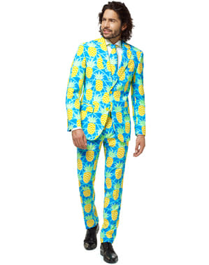"Ananásový oblek ""Shineapple"" - Opposuits"