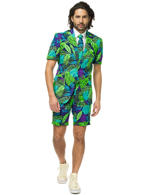 Traje Juicy Jungle Opposuits Summer Edition