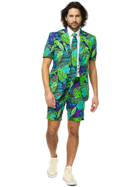 Traje Juicy Jungle Opposuits Summer Edition - hombre