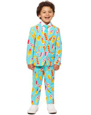 Eis Print Anzug für Jungen - Opposuits