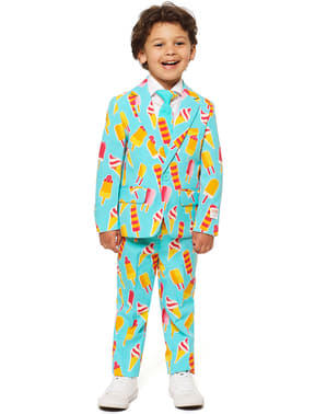 男の子のためのクールコーンOpposuitsスーツ