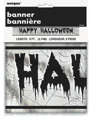 Cartaz Happy Halloween - Basic Halloween