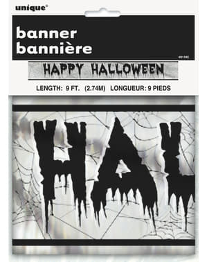 Happy Halloween sign - Basic Halloween