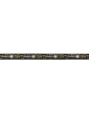 Sylwestrowy banner dekoracyjny - Glittering New Year