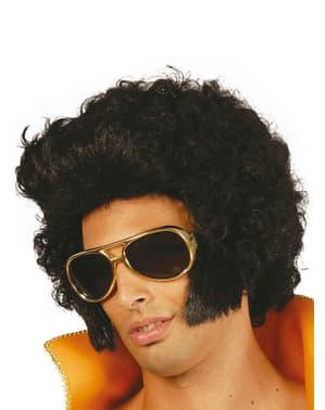 Classic rocker wig