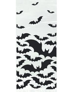 20 petits sachets transparents avec chauve-souris - Black Bats Halloween
