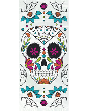 20 kpl Catrina sellofaani lahjapussia - Day of the Dead