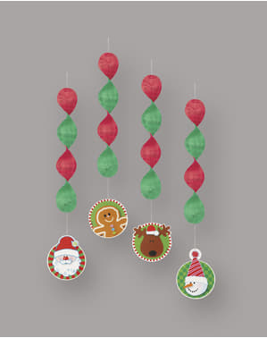 Décoration suspendue de noël - Basic Christmas