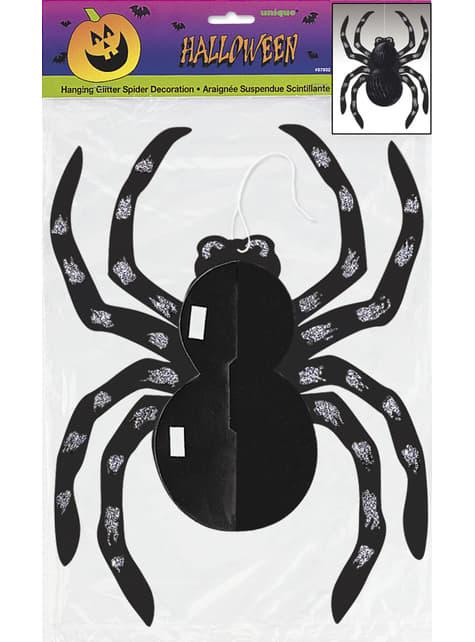 Araña decorativa colgante de papel - para tus fiestas