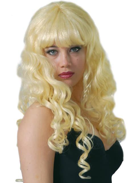 Wavy Blonde Wig
