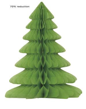 Centro de mesa de panel de abeja árbol navideño - Basic Christmas